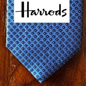 Harrods of London Tie 👀Description for Discounts